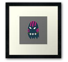 Little Ghost 15 Framed Print
