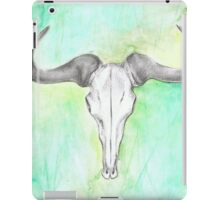 Buffalo Skull iPad Case/Skin