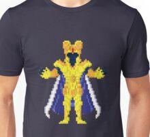 Gemini Kanon - Saint Seya Pixel Art Unisex T-Shirt