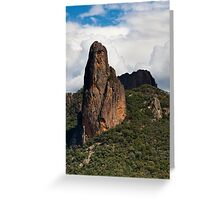 Belougery Spire Greeting Card