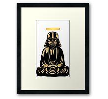 Father Darth Framed Print