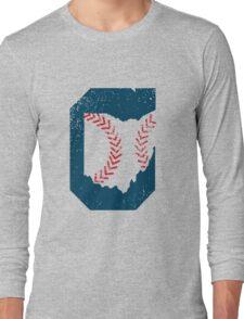 Cleveland Ohio Baseball Long Sleeve T-Shirt