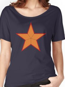 star one Women's Relaxed Fit T-Shirt
