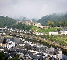 Bouillon Castle by Sue Martin