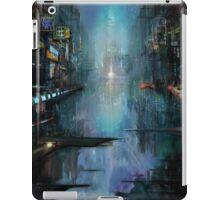 Tokyo Sci-fi concept iPad Case/Skin