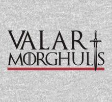 Valar Morghulis by gimbolo