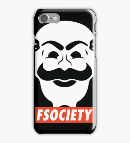 FSociety iPhone Case/Skin