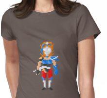 Eagle Marin - Saint Seya Pixel Art Womens Fitted T-Shirt