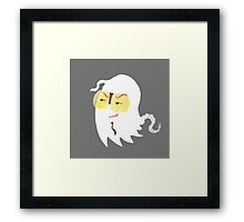 Little Ghost 09 Framed Print