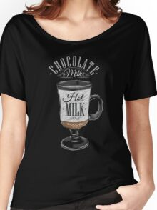 Chocolate Milk Women's Relaxed Fit T-Shirt