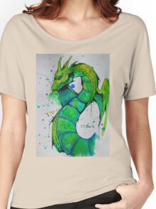 Thunder Dragon (Yu-Gi-Oh!) Women's Relaxed Fit T-Shirt