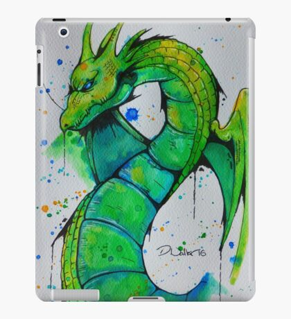Thunder Dragon (Yu-Gi-Oh!) iPad Case/Skin