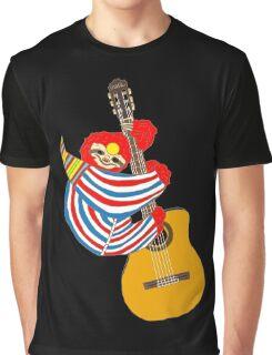 Bowie Sloth Vintage Guitar Graphic T-Shirt