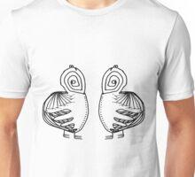 Birds in Awe Unisex T-Shirt