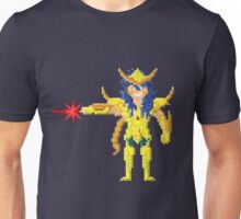 Scorpio Milo - Saint Seya Pixel Art Unisex T-Shirt