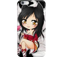 Ahri chibi - League of Legends iPhone Case/Skin