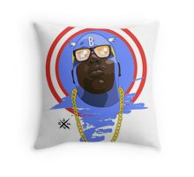 The illest, Americanversion! Throw Pillow