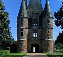 Château de Carrouges by Sue Martin