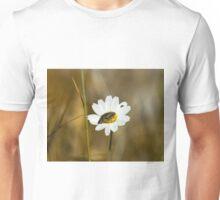 Bug on Daisy on Lesvos Unisex T-Shirt