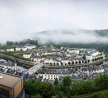 Bouillon Panorama by Sue Martin