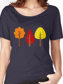 Tree Colours Women's Relaxed Fit T-Shirt