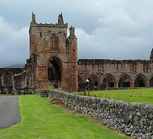 Sweetheart Abbey by ImageMonkey