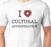 I Heart Cultural Appropriation Navaho Star Unisex T-Shirt