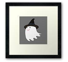 Little Ghost 01 Framed Print