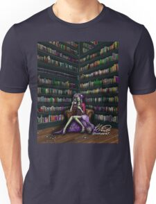The Ghoul in the Study Unisex T-Shirt