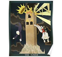 Percy- The Tower Poster