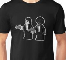 Brick Fiction Parody Variant 01 Unisex T-Shirt