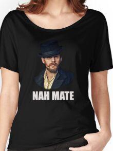 Alfie Nah Mate - White Women's Relaxed Fit T-Shirt