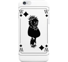 King 'Will In The Den' iPhone Case/Skin