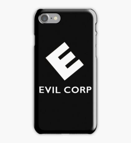 Evil Corp iPhone Case/Skin