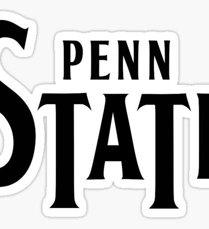 Penn State (The Beatles) Sticker