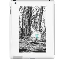 Glowing Bunny iPad Case/Skin