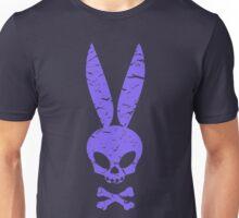 Totenkopf-Bunny Unisex T-Shirt