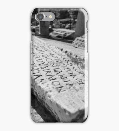 The Slate iPhone Case/Skin