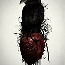 Raven and Heart Grenade by Nicklas Gustafsson
