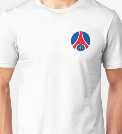 PSG Logo Unisex T-Shirt