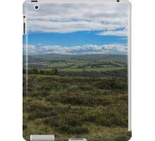 Exmoor National Park iPad Case/Skin