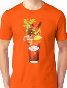 Bloodiest Mary Unisex T-Shirt