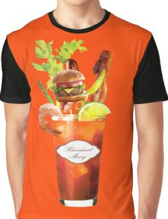 Bloodiest Mary Graphic T-Shirt