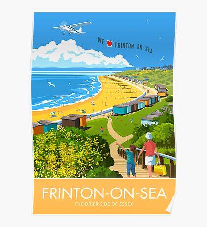 Frinton-on-Sea Poster