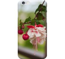 Fuchsia Flower iPhone Case/Skin