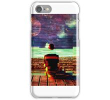 Oceans and Space iPhone Case/Skin