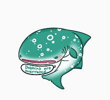 Angry whaleshark Unisex T-Shirt