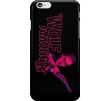 The Wolf Among Us - Logo and Bloody Mary iPhone Case/Skin