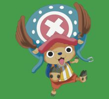 Chopper One Piece - Short Sleeve