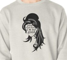 Winehouse (vers 1) Pullover